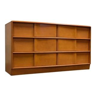 Heywood Wakefield Sculptura Long Dresser For Sale