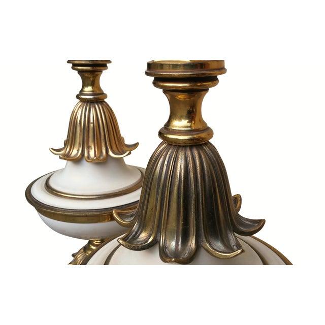 Art Deco Lamps - Pair - Image 5 of 9