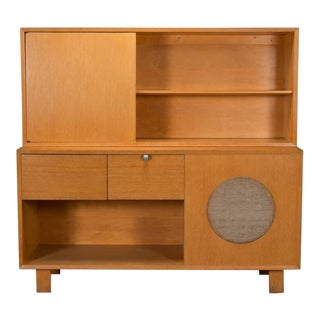 Stereo Cabinet by George Nelson for Herman Miller For Sale