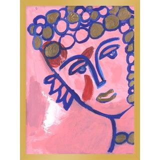 "Medium ""Ruth"" Print by Virginia Chamlee, 18"" X 24"" For Sale"
