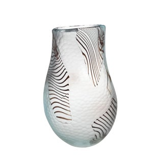 Unique Battuto Vase For Sale