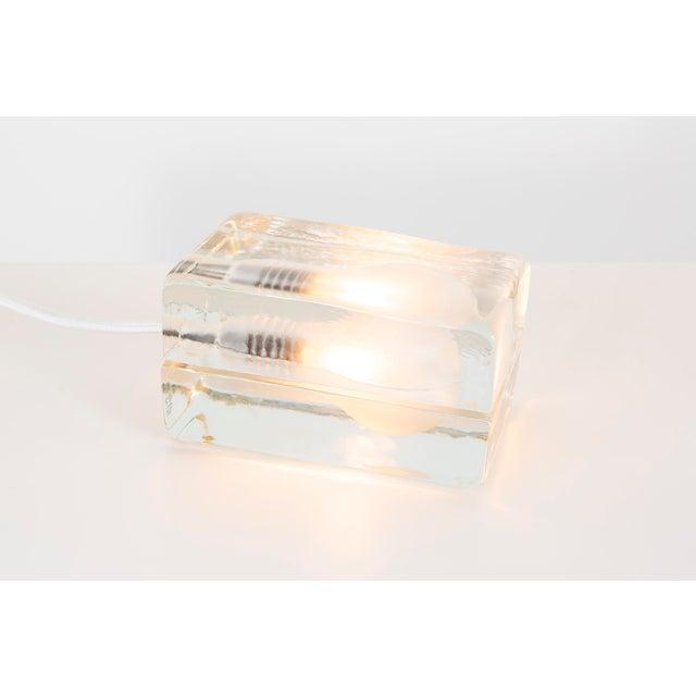 Set of Harri Koskinen Block Lamps For Sale - Image 12 of 13