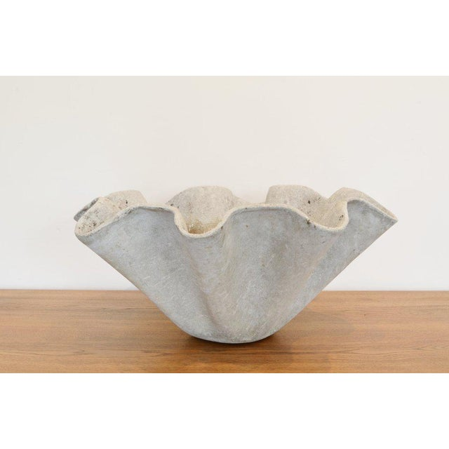 Guhl Vintage Biomorphic Planters designed by Willy Guhl manufactured by Eternit, Switzerland material: fibrous cement...