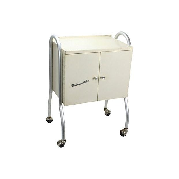 1960s Industrial Cart - Image 5 of 5