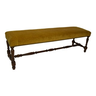 19th-Century French Bench/Stool For Sale