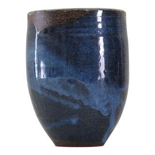 Celestial Stoneware Ceramic Vase