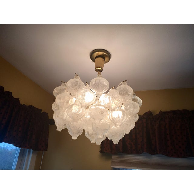 "Austrian ""Tulipan"" Chandelier by Kalmar - Image 5 of 7"