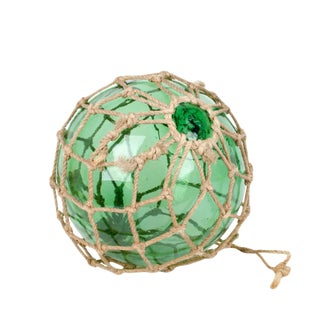 Japanese Blown Glass Fishing Buoy