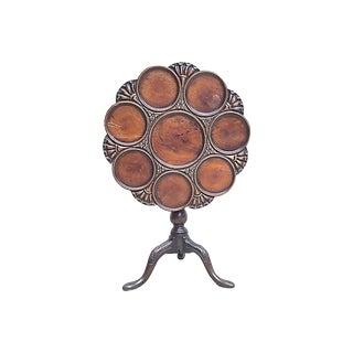 18th Century Georgian Tilt-Top Table For Sale