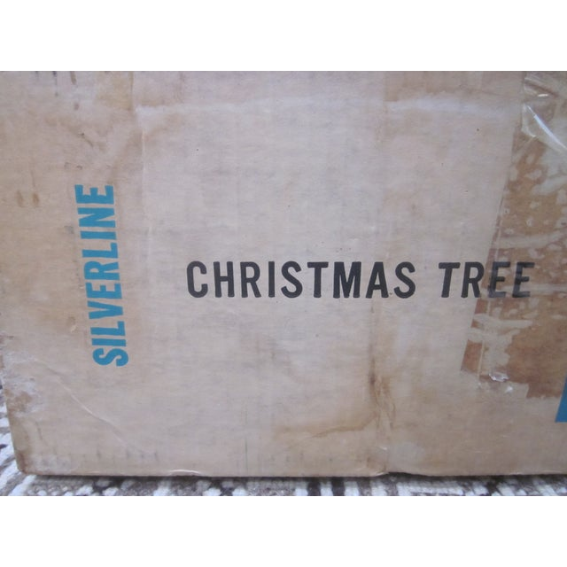 Aluminum Christmas Tree With Box Sleeves - 4' - Image 5 of 8