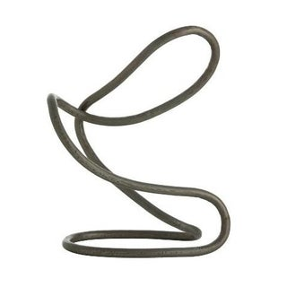 Hand Formed Metal Sculpture For Sale