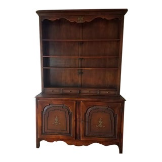 Theodore Alexander French Cupboard For Sale