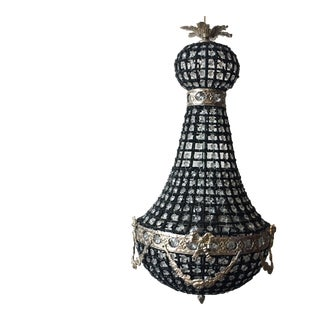Black Empire Chandelier