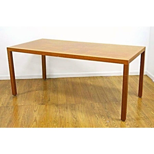 Treat yourself to this carefully crafted lacewood (silky oak) veneered desk that will look great in your home or office,...