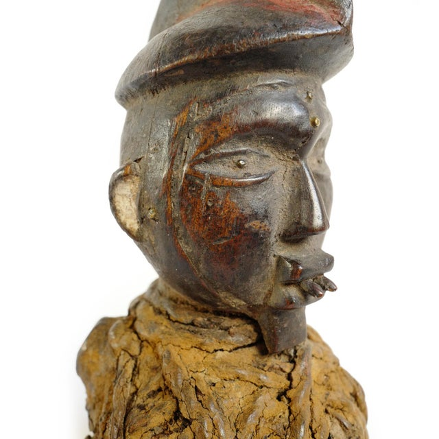 Yaka Mbwoolo Fetish Head For Sale In Los Angeles - Image 6 of 7