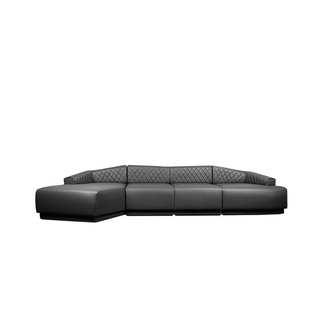 Anguis Sofa From Covet Paris For Sale