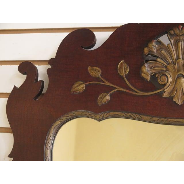 Kindel Georgian Style Mahogany Mirror For Sale In Philadelphia - Image 6 of 11