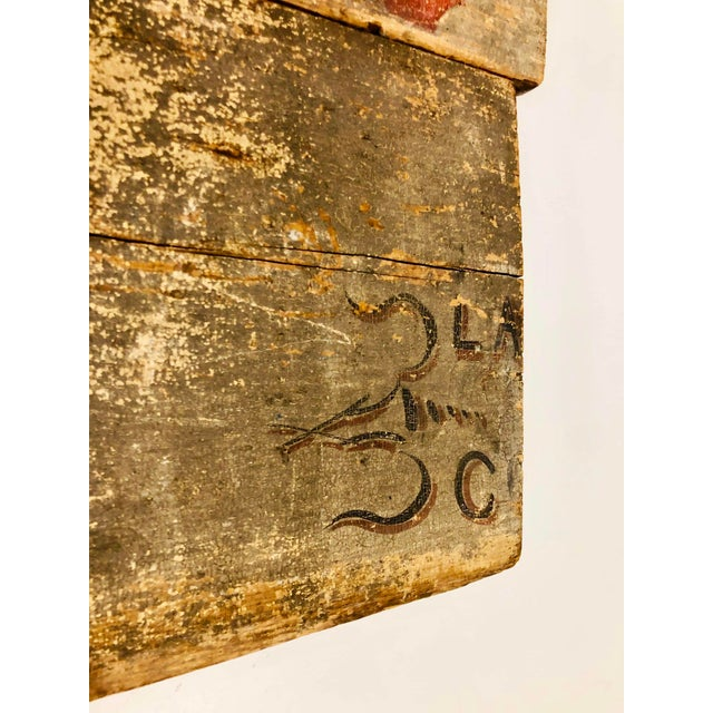 Wood Late 1800s Photography Trade Sign For Sale - Image 7 of 10