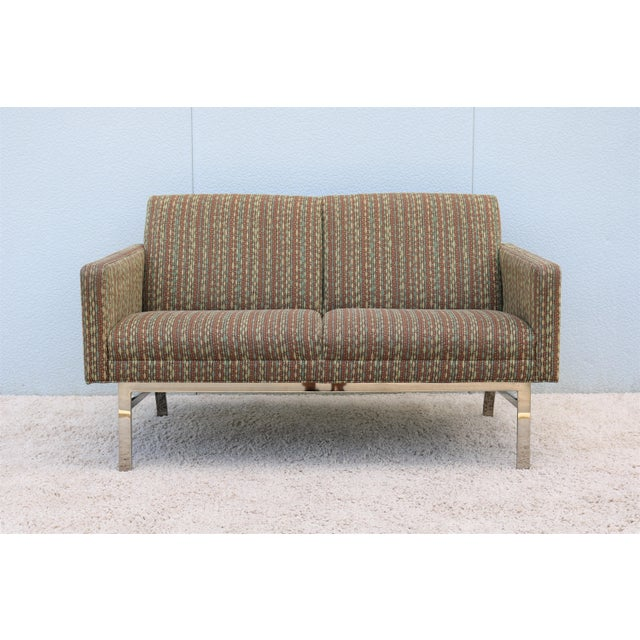 Elegant and High-end quality Kelly Settee lounge by Jack Cartwright, Very comfortable and well designed, Fits seamlessly...
