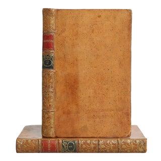 "1770 ""Leonida: A Poem"" Books - A Pair"
