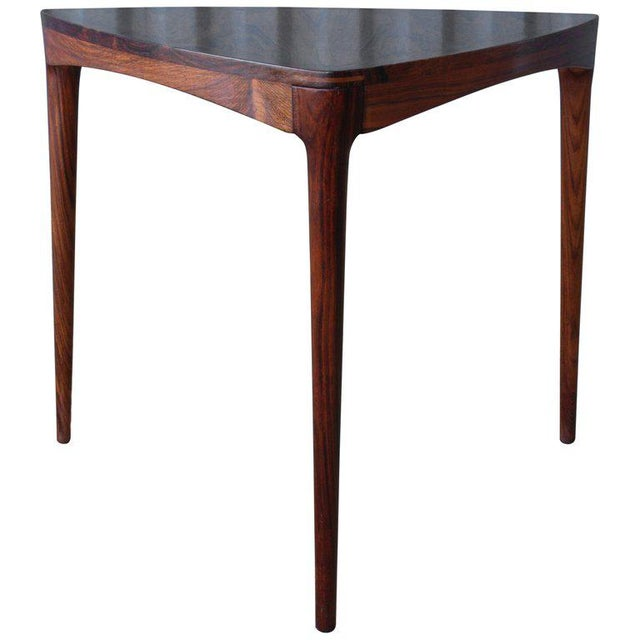 Danish Rosewood Table, 1960s For Sale - Image 10 of 10