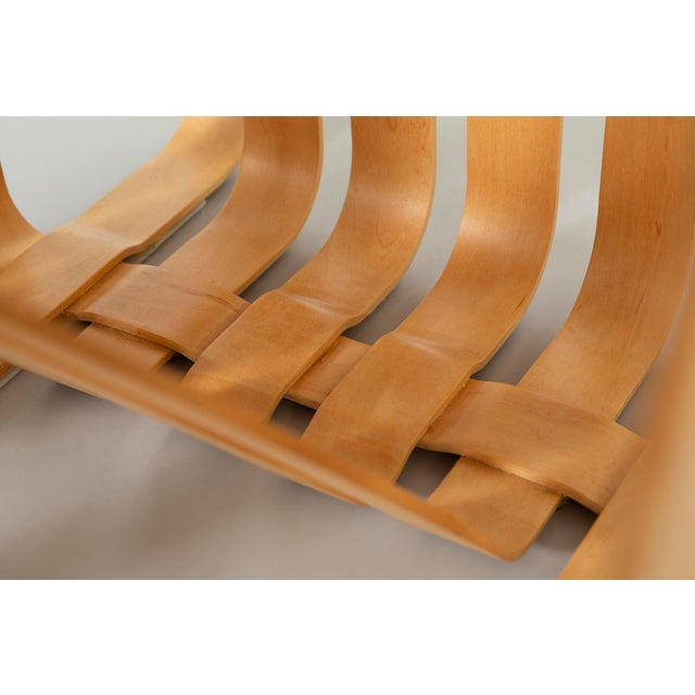 Set of Six Frank Gehry High Sticking Chairs For Sale - Image 9 of 13