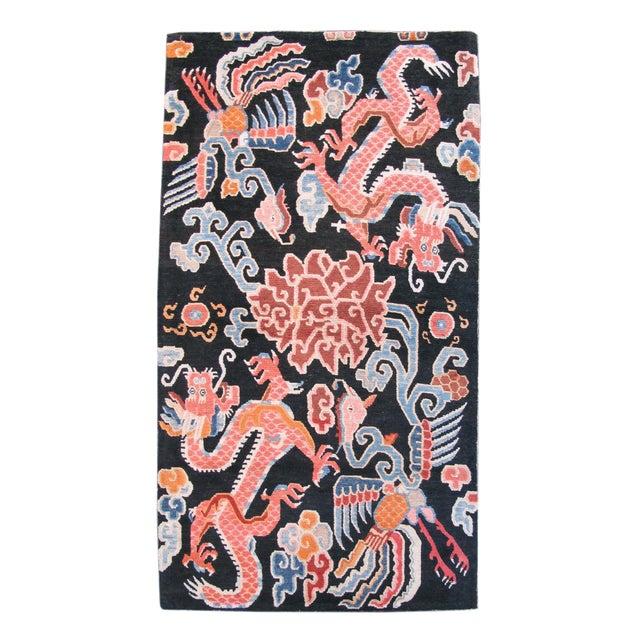 Tibetan Wool Rug For Sale