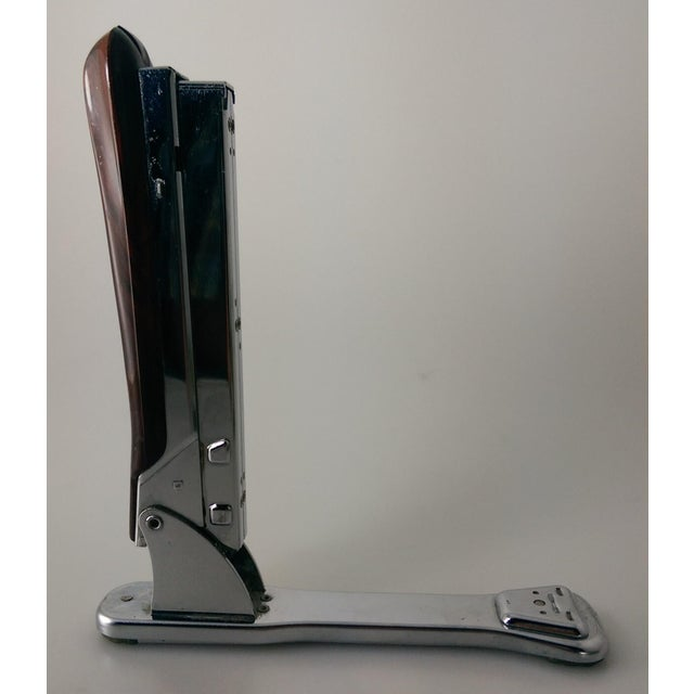 Mid-Century Ace Liner Executive Stapler Model 502 - Image 7 of 11