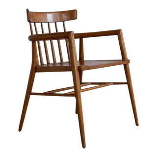 Planner Group Maple Windsor Chair For Sale