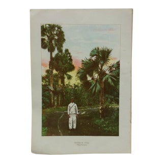 "Our Islands and Their People Color Print, ""Winter in Cuba - Near Havana"" - 1899 For Sale"