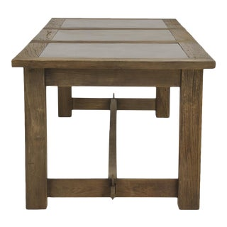 Simsbury Elm Dining Table