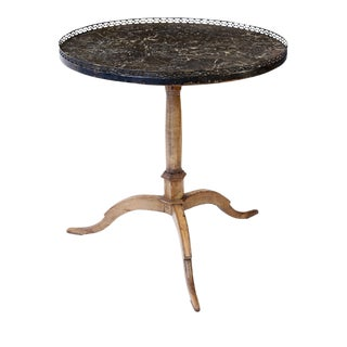 Italian Tilt-Top Table For Sale