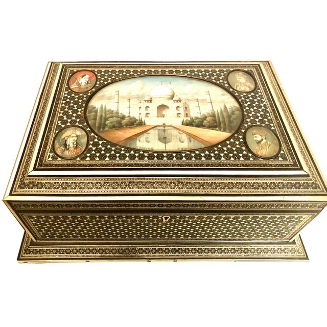 Late 19th Century Middle Eastern Box For Sale - Image 13 of 13