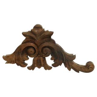 French Architectural Fragment