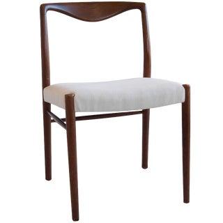 Kai Lyngfeldt Larsen Teak Side Chair for Soren Willadsen For Sale