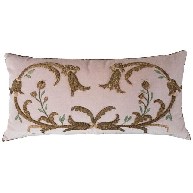 Antique Textile Pillow By B.Viz Designs - Image 1 of 7