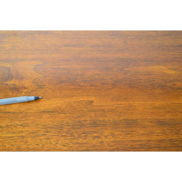 Brown B. Altman & Co. New York Vintage Mahogany Federal Style Sideboard For Sale - Image 8 of 13