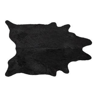 Black Genuine Brazilian Cowhide