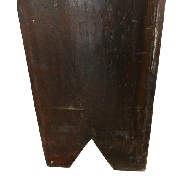 Metal Original Louis XIII-Style Cabinet, France, 19th Century For Sale - Image 7 of 8