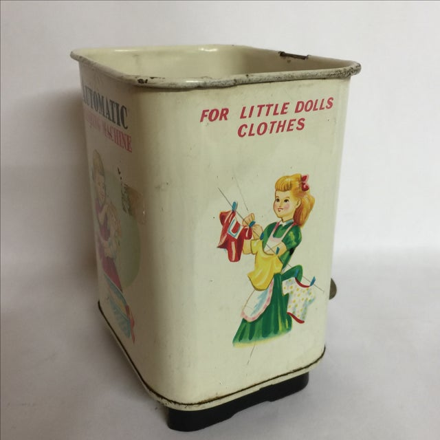 Little Miss Housekeeper Washing Machine For Sale - Image 5 of 6