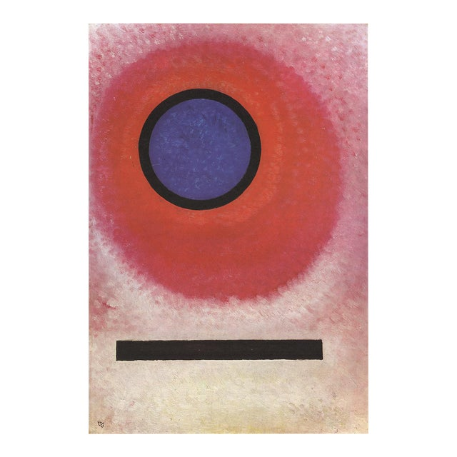 1990 Untitled Wassily Kandinsky Lithograph For Sale