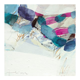 "Greet Helsen ""Color Spots Vii"", Painting For Sale"