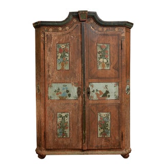 Antique Italian Armoire For Sale
