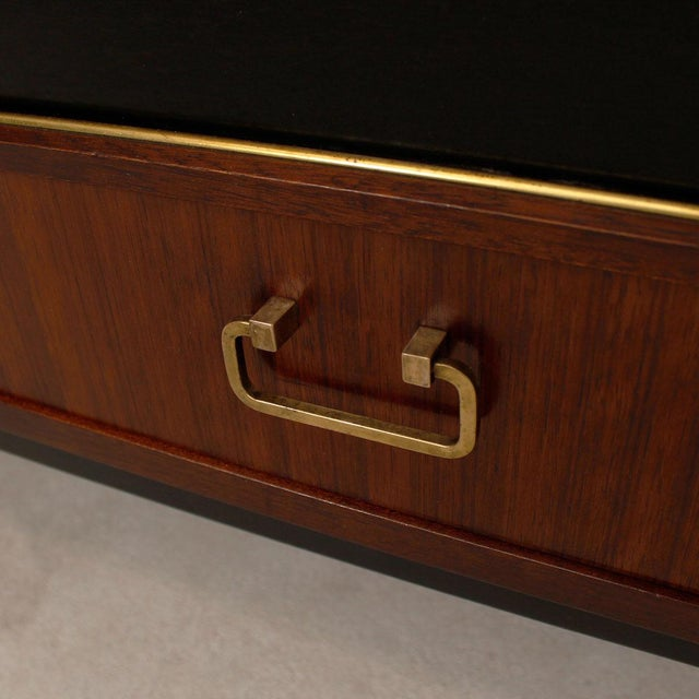 G-Plan E Gomme Ltd. English Modern Sideboard Bar Cabinet - Image 6 of 9