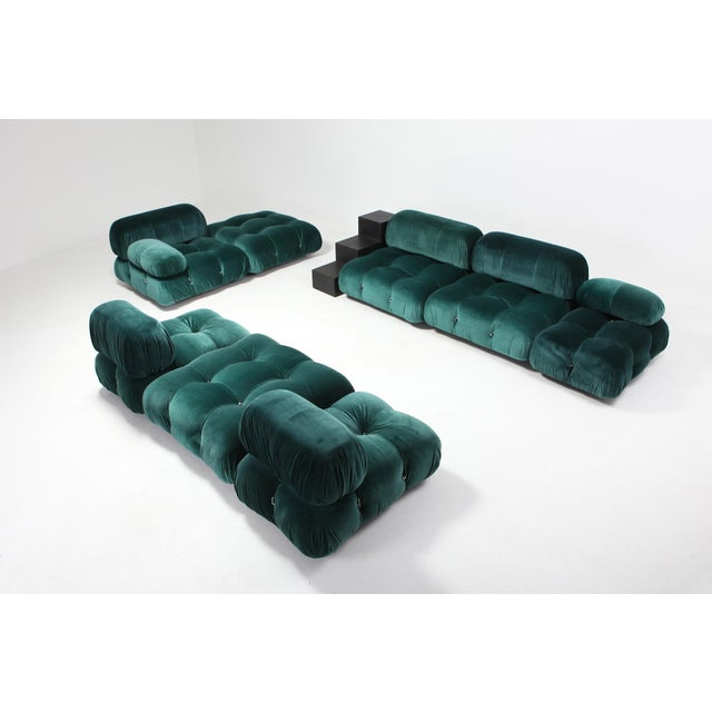 Italian Camaleonda Sectional Sofa by Mario Bellini For Sale - Image 3 of 9