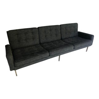 Vintage Florence Knoll Parallel Sofa For Sale