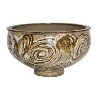 1960s Chris Christensen Large Bowl For Sale