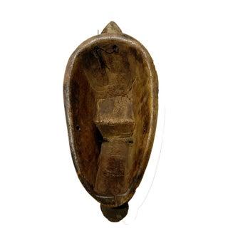 """African Baule Portrait Mask Cote d'Ivoire 11"""" H Preview"""