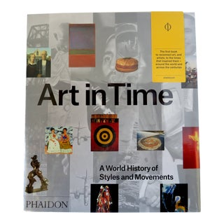Art in Time: A World History of Styles & Movements For Sale