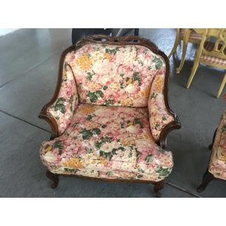 Carved French Bergere Preview